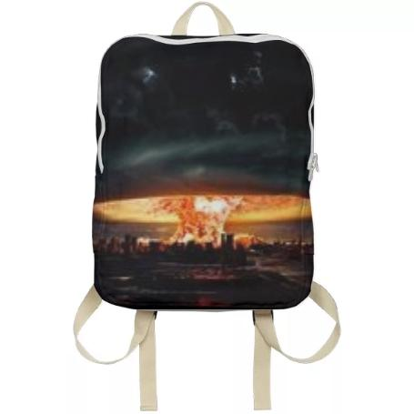 Hydrogen Bomb Backpack