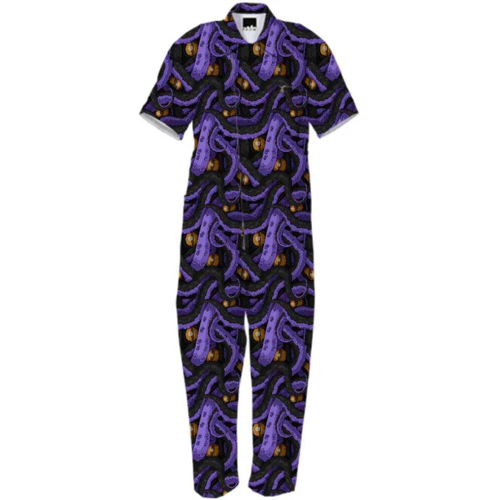 Kracken Tentacle Jumpsuit