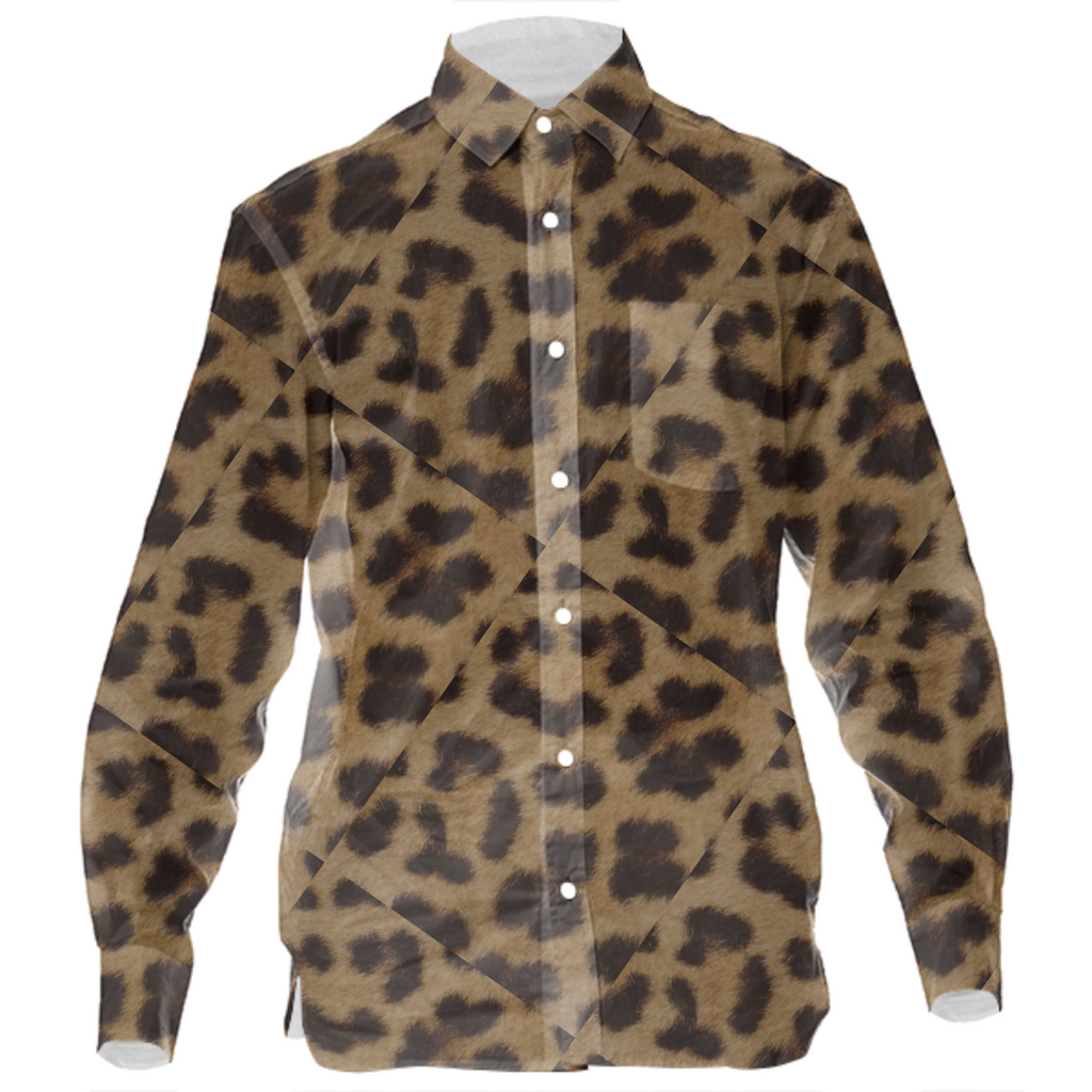 Felise KaBobo- Cougar Button down