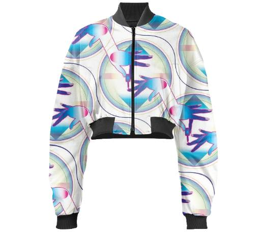 Astral Crop Jacket