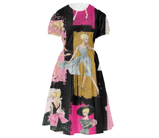 VP Dirndl Dress