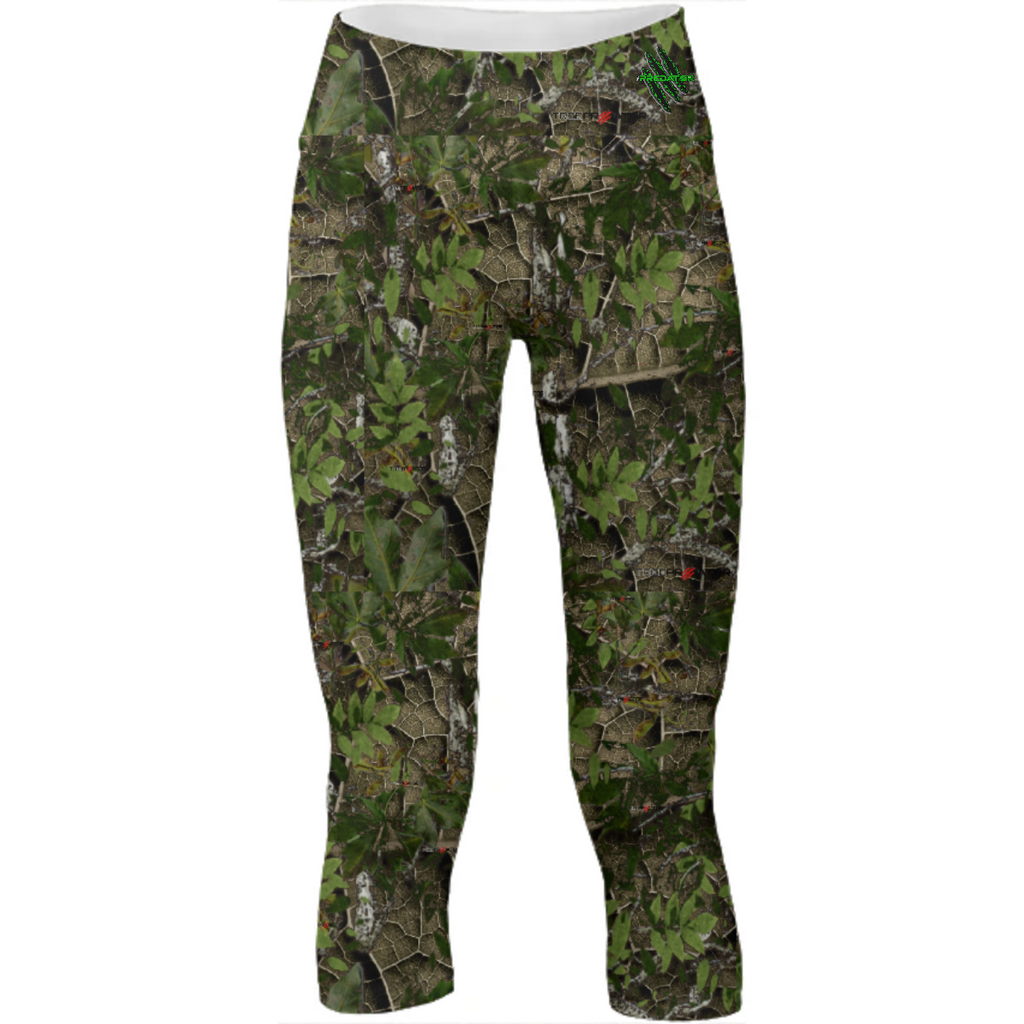 TREE PREDATOR CAMO leggings
