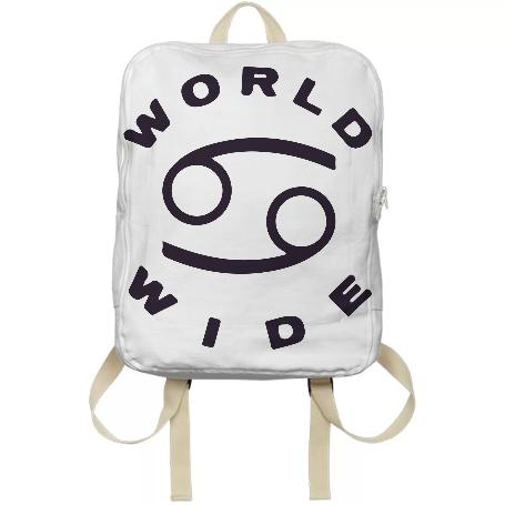 69 World Wide Backpack