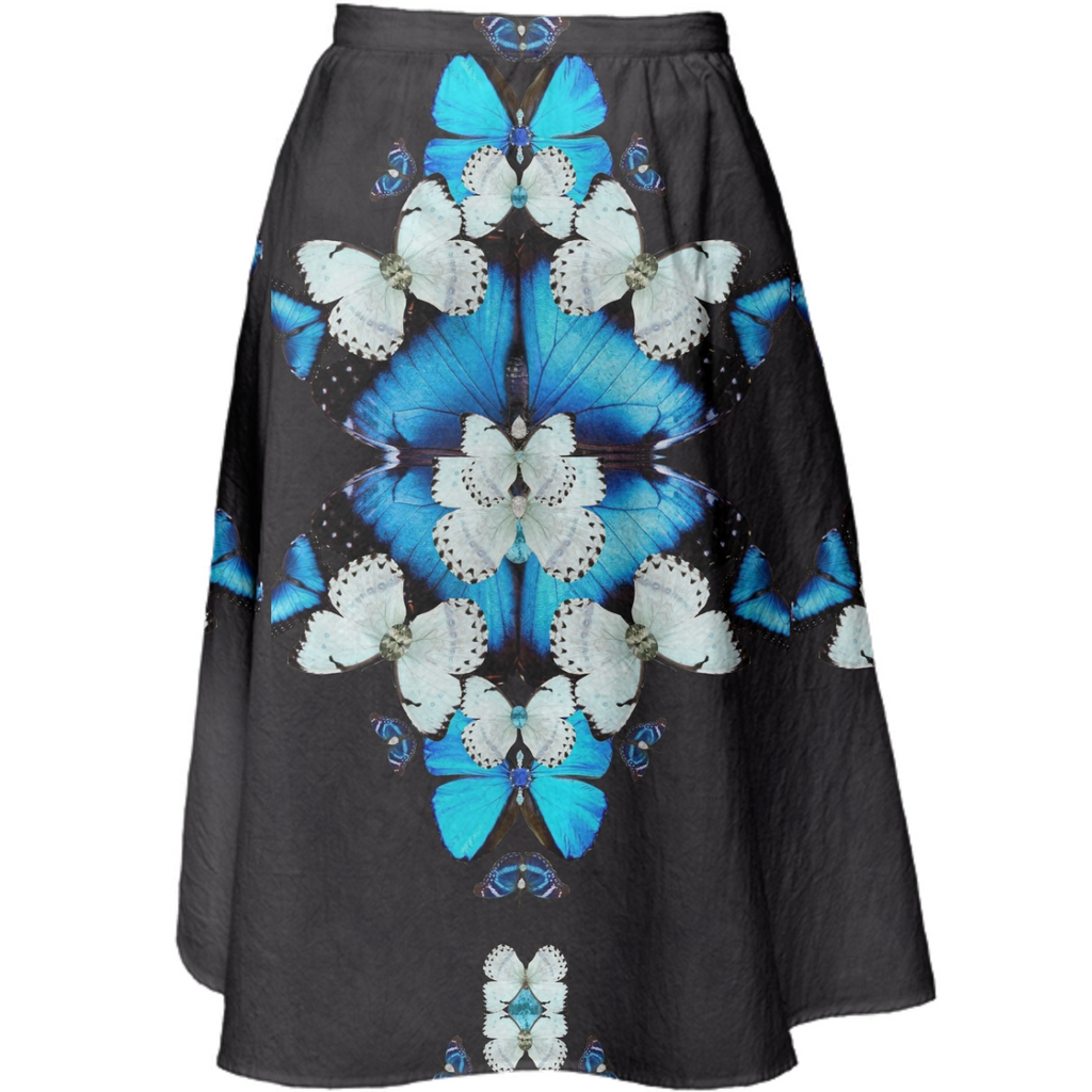 Iron Butterfly Skirt