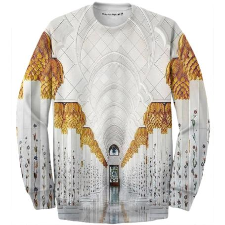 Sheikh Zayed Mosque Sweatshirt