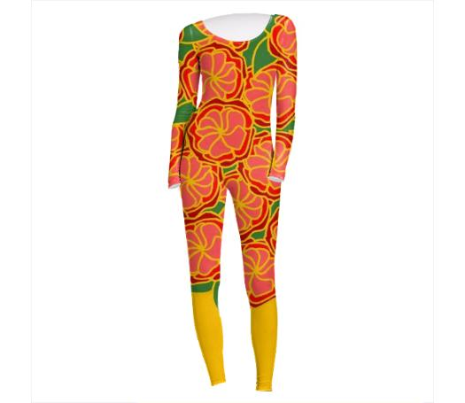 Earthly Delights Unitard