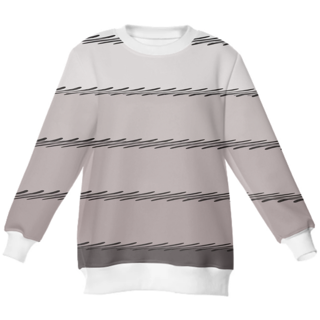 Layers Neoprene Sweatshirt