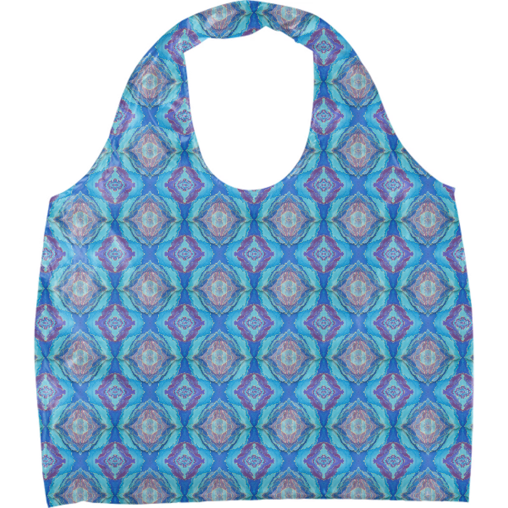 Tues Dreamy Blue Eco Tote