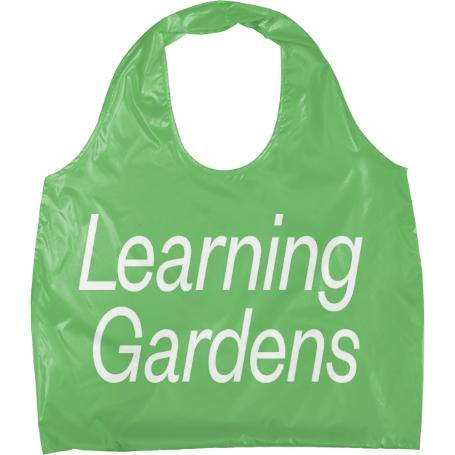 Learning Gardens Eco Tote Green