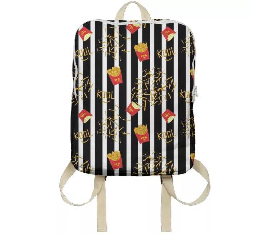 kool fries backpack
