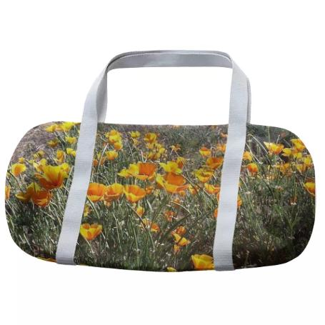 Poppies Duffle Bag