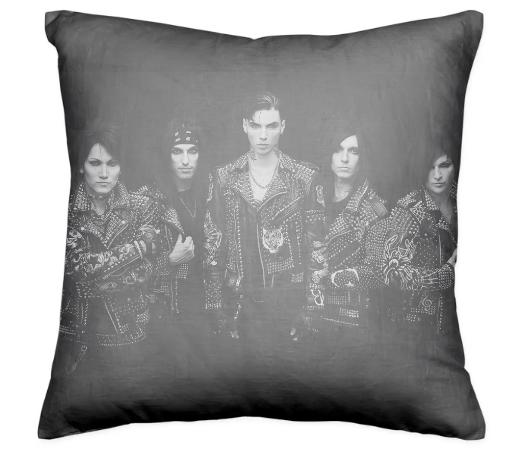 New Black Veil Brides 5 Pillow
