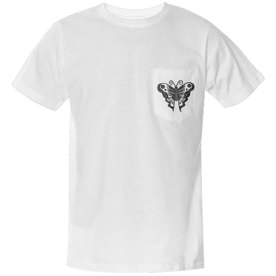 Butterfly Pocket Tee