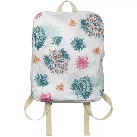 Amoeba Rosa Backpack