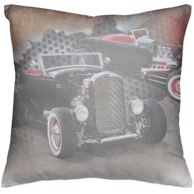HotRod Pillow