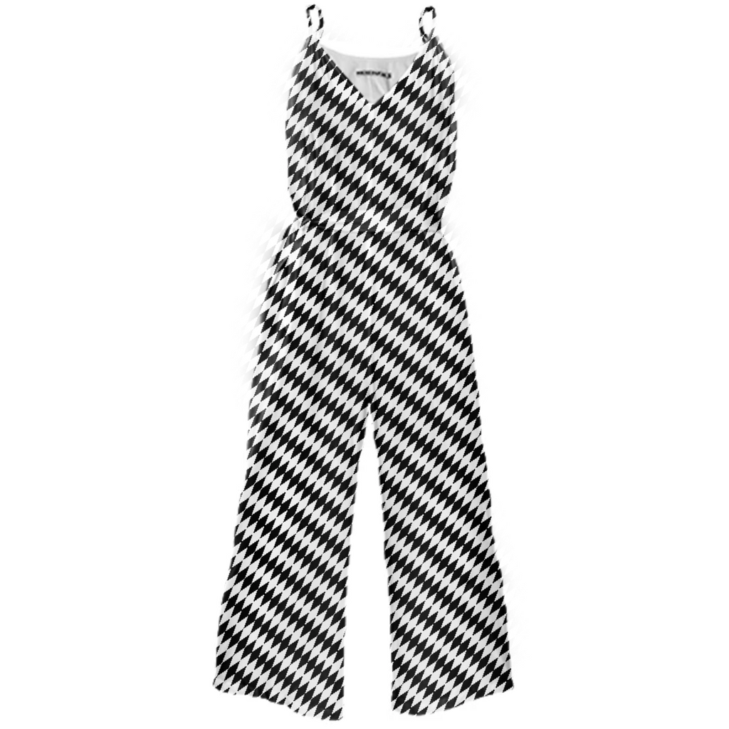 Tempo Tie Waited Jumpsuit