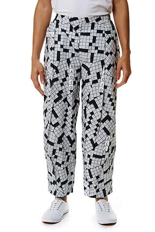 Crossword Relaxed Pant