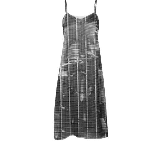GRLZ SLIP DRESS in RUNS
