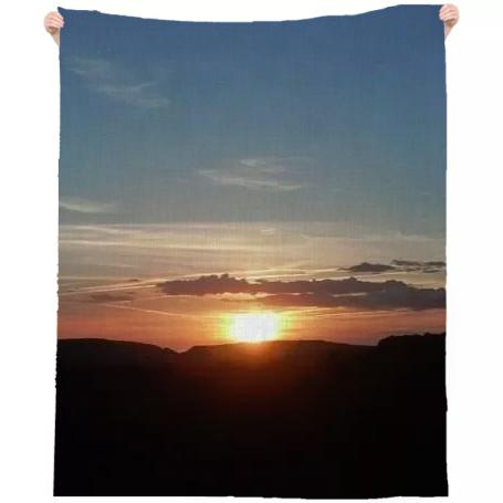 Sunrise Beach Throw