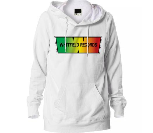 Whitfield Records Logo Hoodie