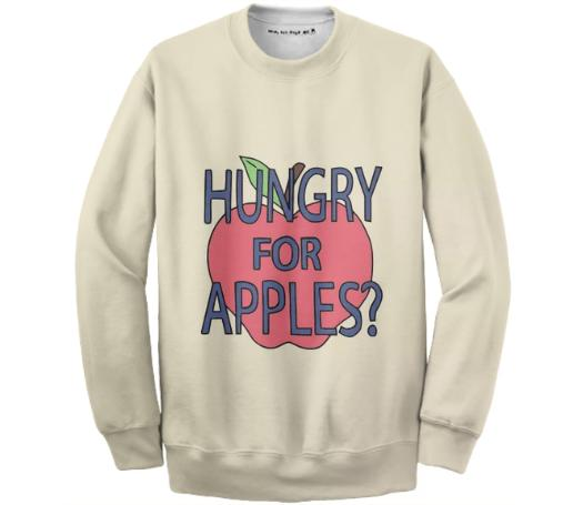 Hungry for Apples