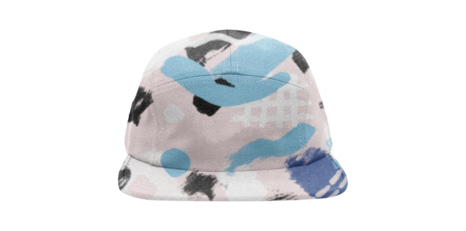 Seeing Shapes Baseball Hat