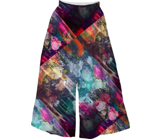 TRACY PORTER HOTHOUSE CULOTTES