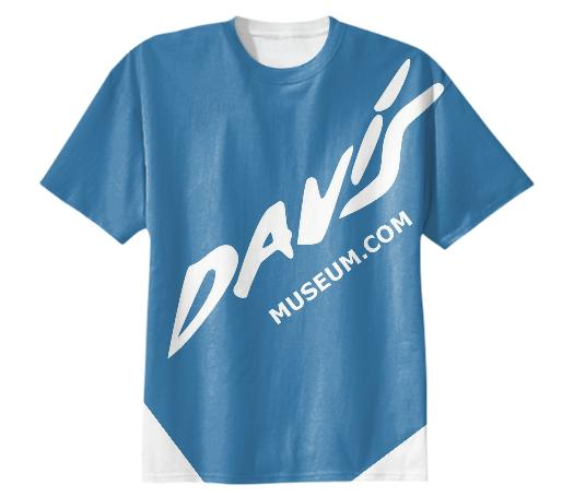 Davis Museum Logo Cotton T Shirt