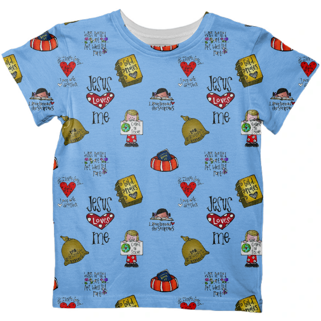 LDS Boy's Kid Shirt