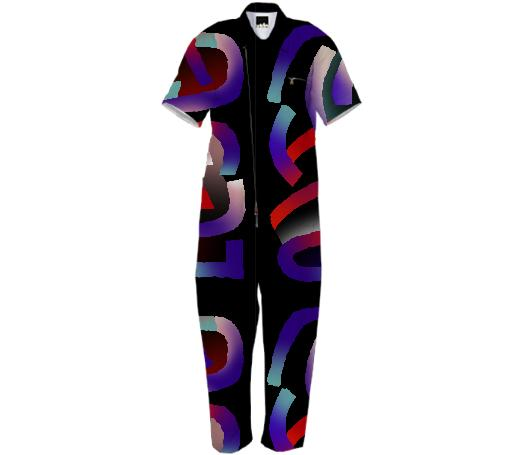PAOM, Print All Over Me, digital print, design, fashion, style, collaboration, gambette, Jumpsuit, Jumpsuit, Jumpsuit, autumn winter spring summer, unisex, Cotton, One Piece