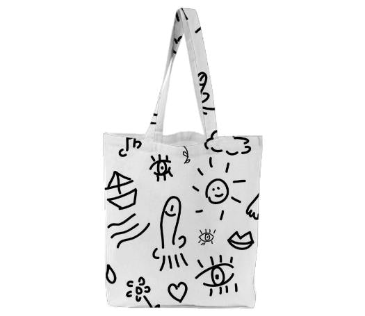 tout le monde lunch bag