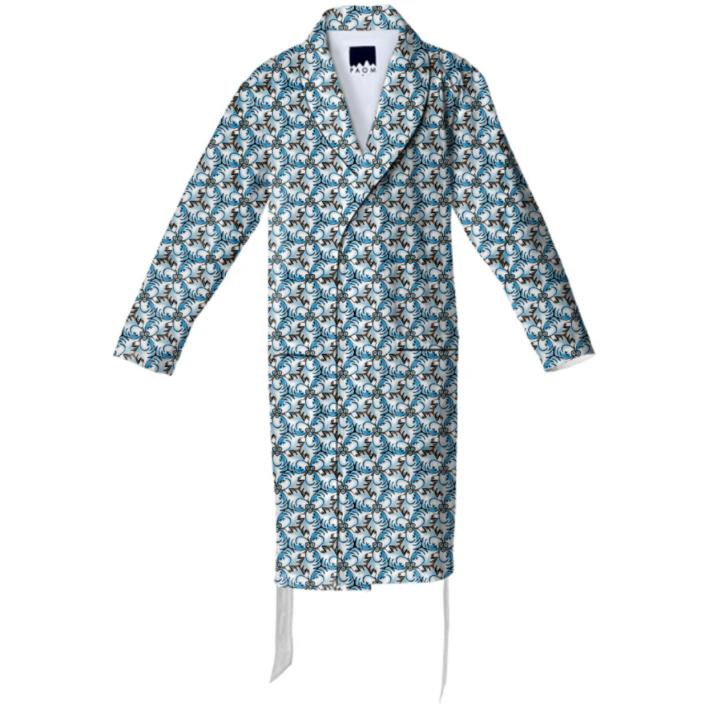 Tardigrade Tessellation bathrobe