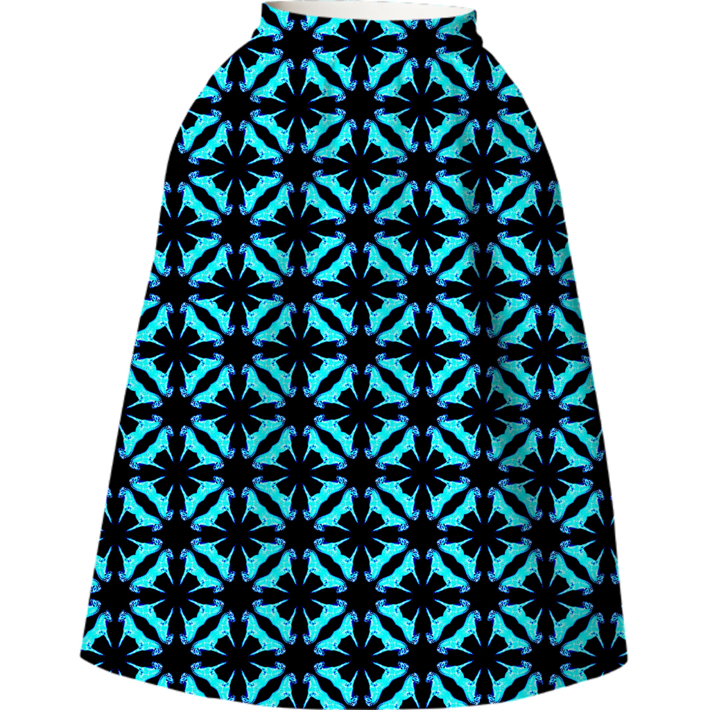Aurora Neoprene Full Skirt