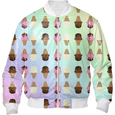 Ice Cream Dream Bomber