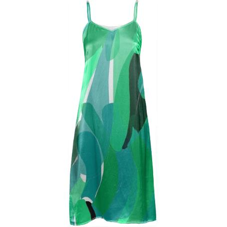 Sonia Celadon Slip Dress