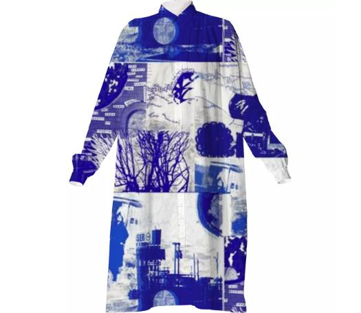 philadelphia landing vp shirt dress