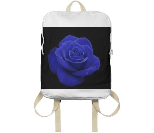 a rose is blue to