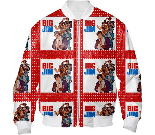 Big Jim bomber jacket