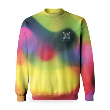 Ethereal Color Sweatshirt
