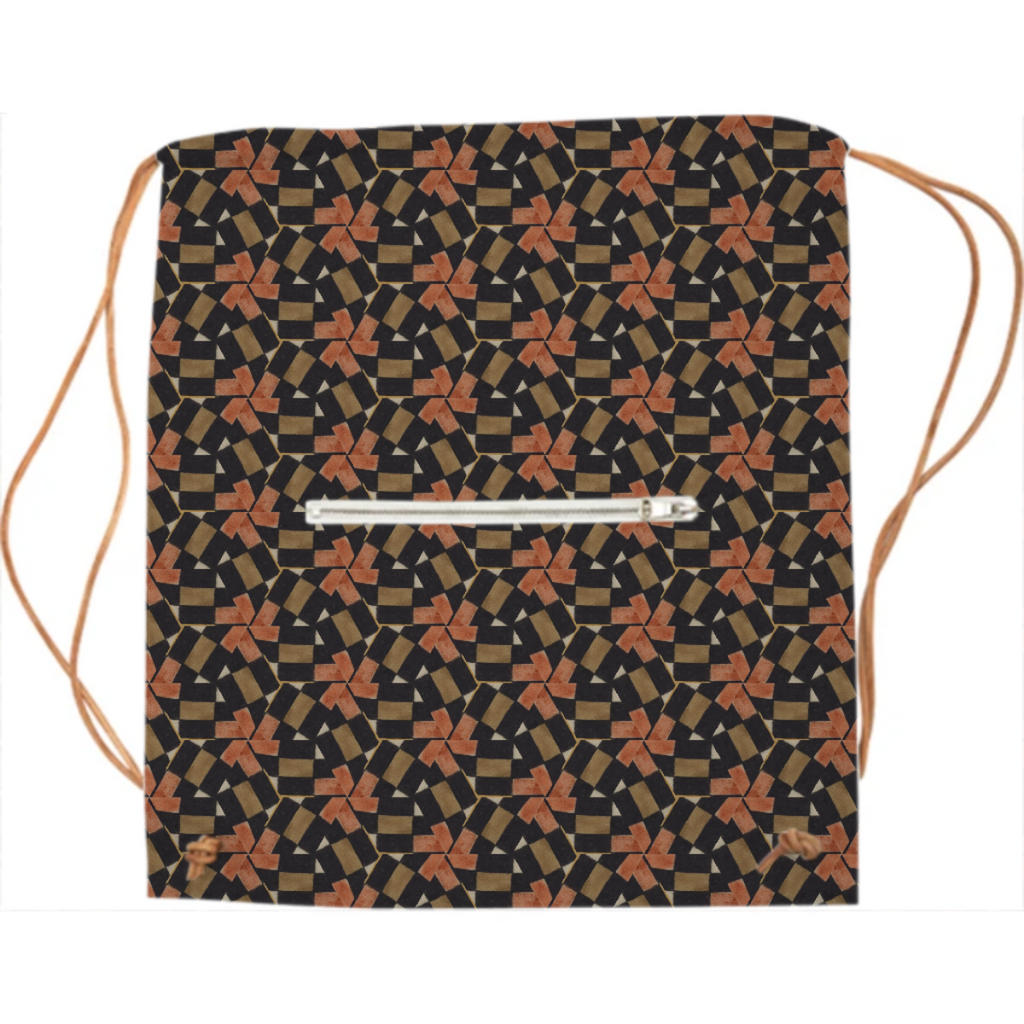 block flower bag