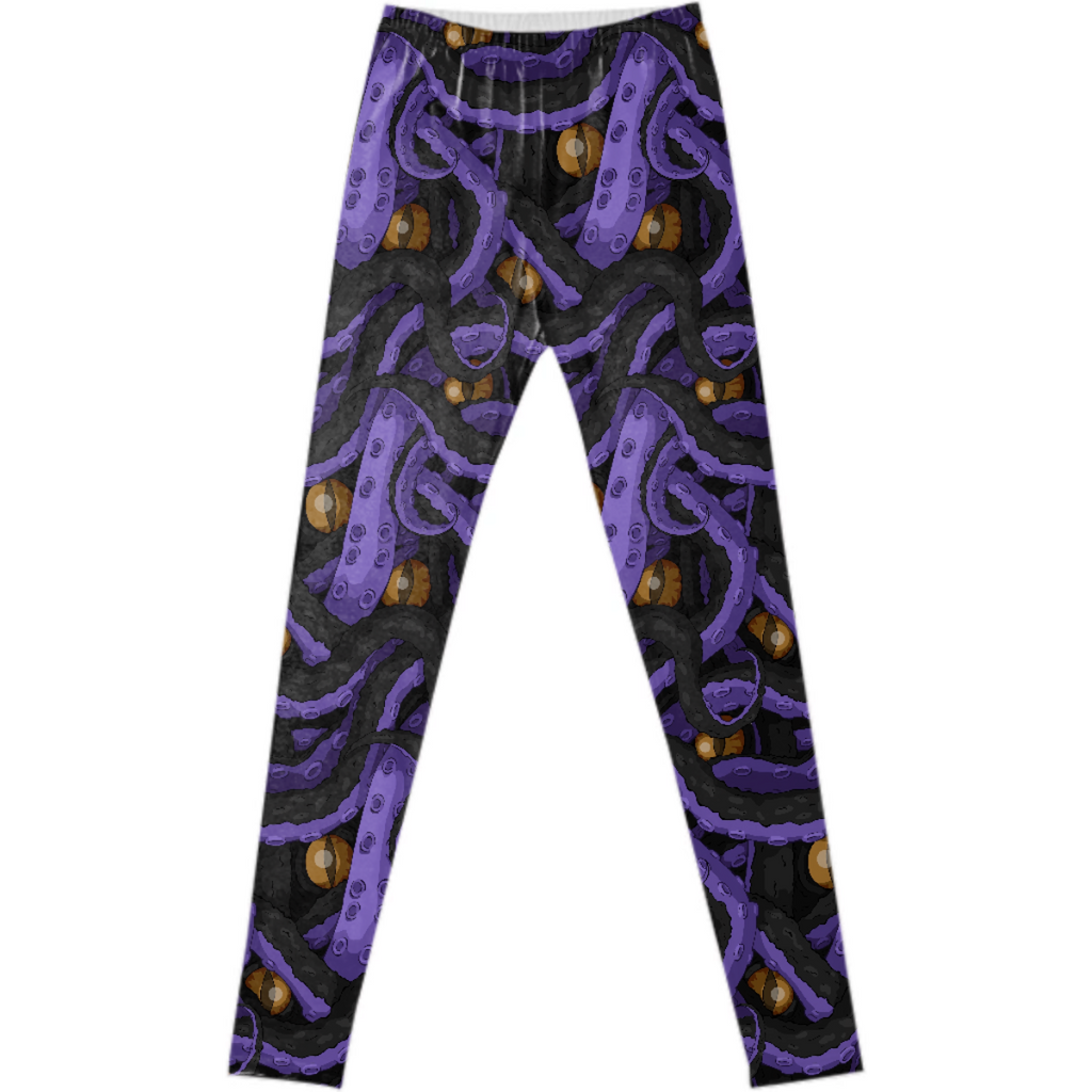 Kracken Tentacles Leggings