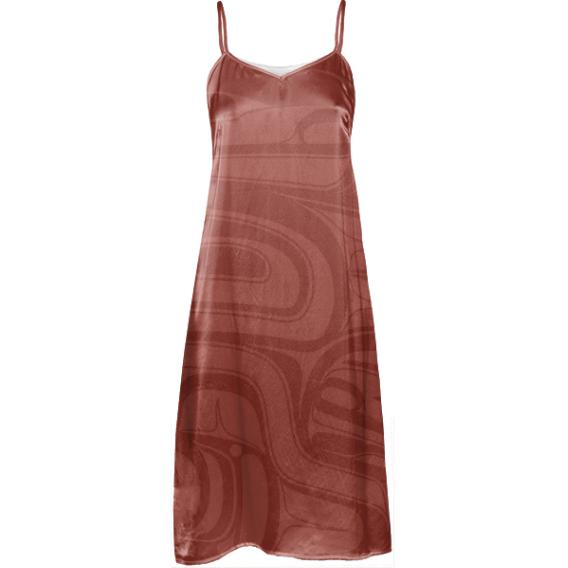 Two eagles Rouge slip dress