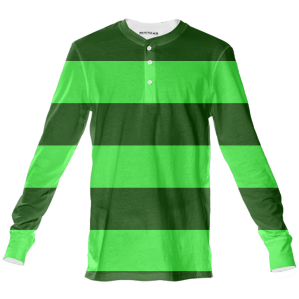 my green striped shirt