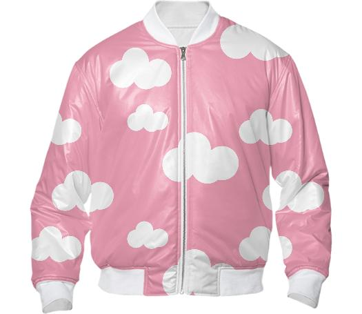 U CLOUD BOMBER JACKET