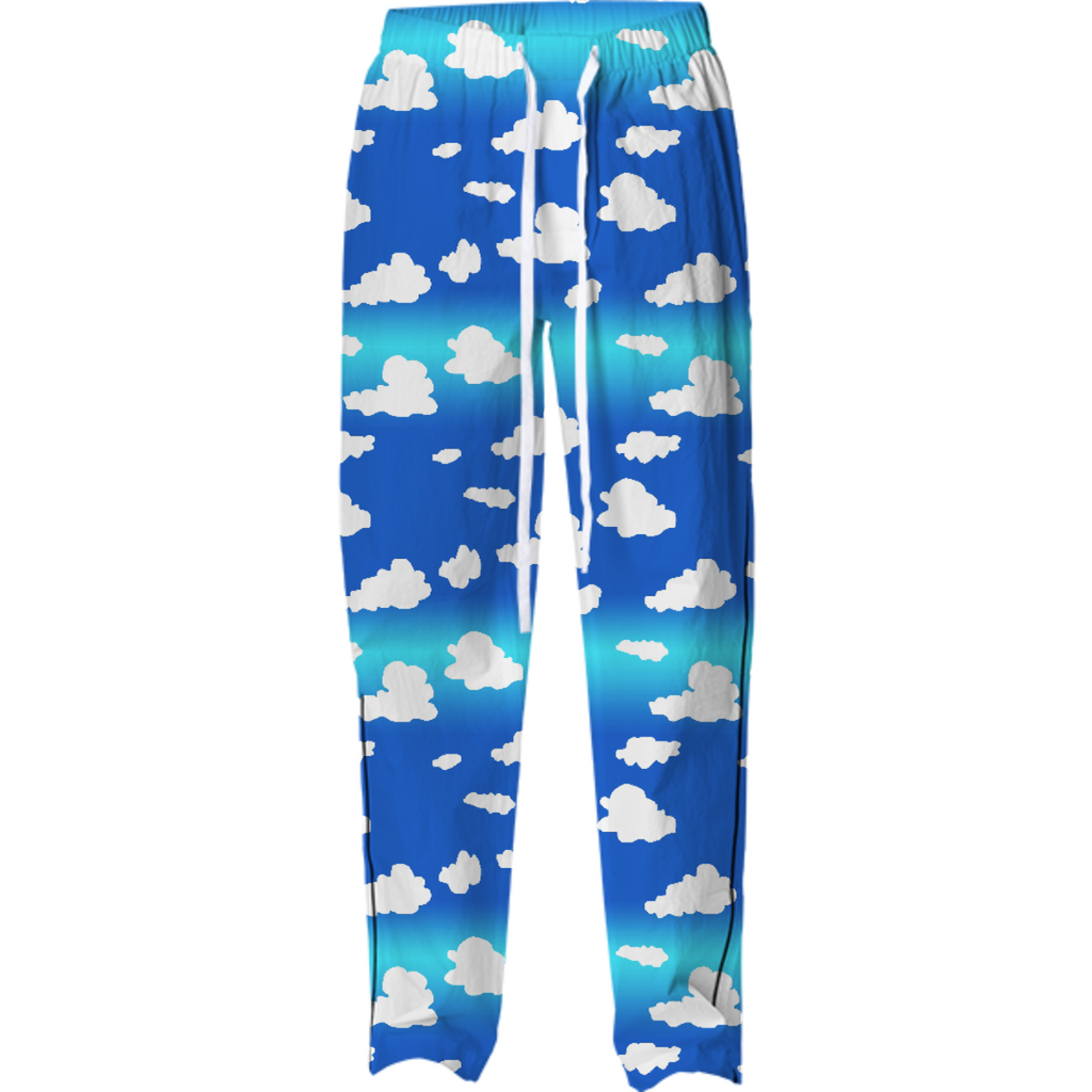 Clouds Pajama Pants