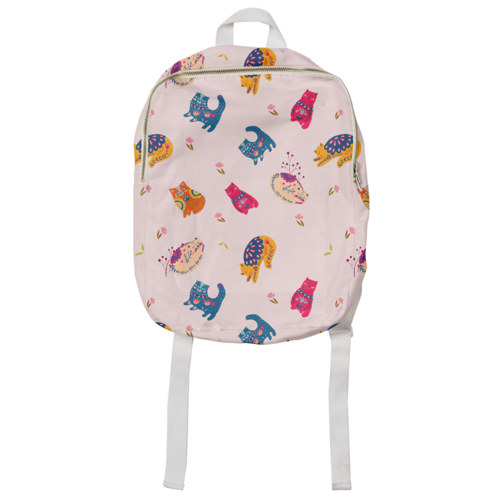 Mombo kitties knapsack
