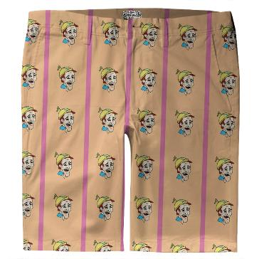 Mr Aarg Trouser Shorts
