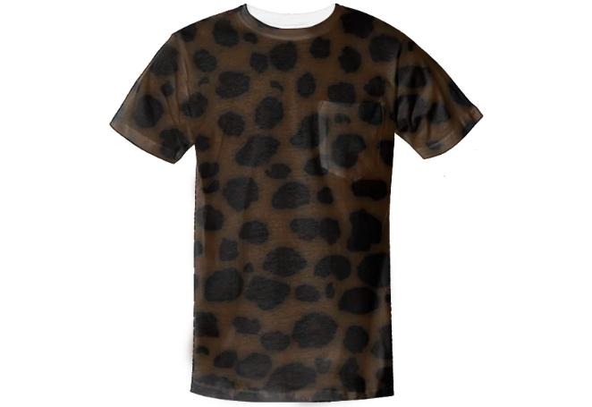 Darkened Leopard
