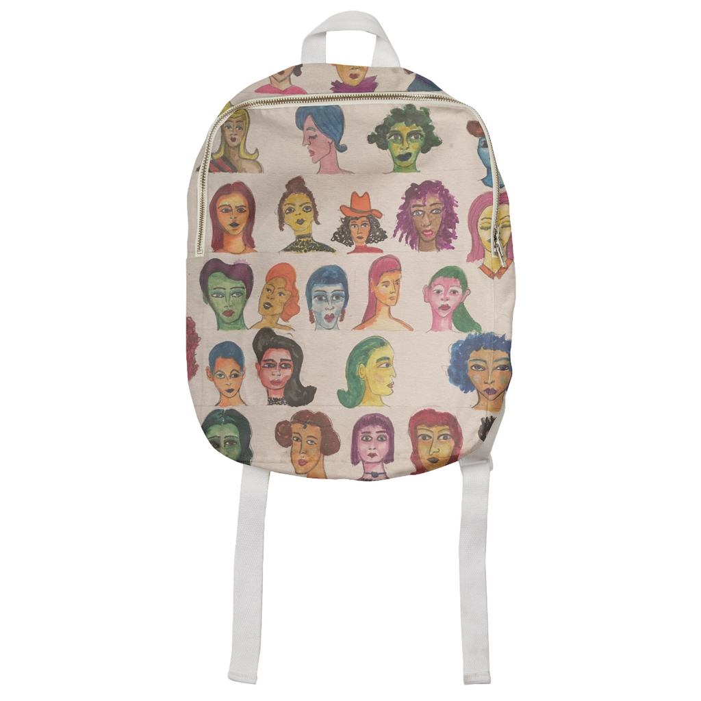 faces kids backpack