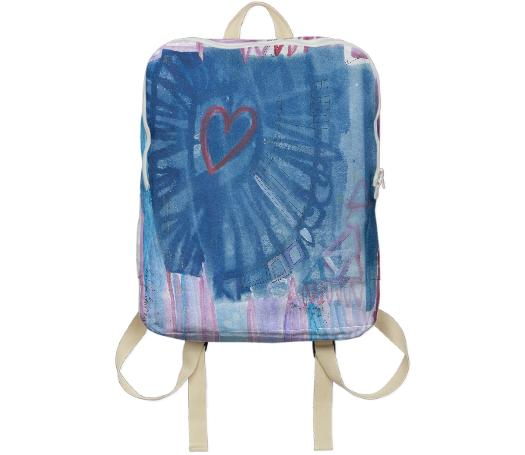 Heart of Love Backpack